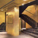 تایل استیل طلایی 30 سانتی