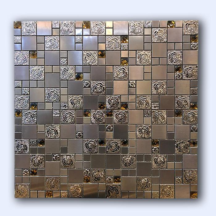 کاشی استیل 30 سانتی کد 12422