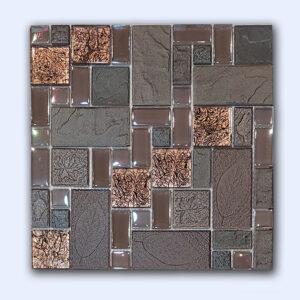کاشی شیشه ای 30 سانتی کد 16018