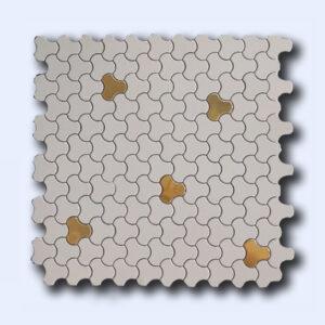 کاشی آلومینیوم 30 سانتی کد 16166